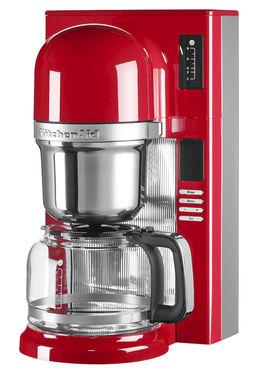 Кофемашина Kitchenaid красный